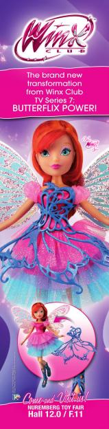 Butterflix-Doll